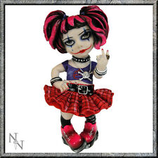 LITTLE MISS REBEL LG FINGERS UP SEXY NEMESIS NOW FIGUREINE MODEL RESIN BRAND NEW