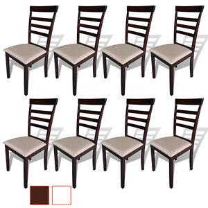 esszimmerstuhl set holz st hle k chenstuhl holzstuhl stuhl lehnstuhl esszimmer ebay. Black Bedroom Furniture Sets. Home Design Ideas