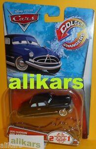 COLOUR-Changers-DOC-HUDSON-Doctor-Disney-Pixar-Mattel-Cars-vehicle-water-toy