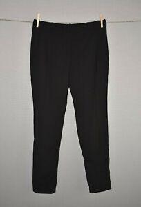 THEORY-275-Rowa-Reedly-Slim-Straight-Leg-Wool-Dress-Pant-Size-8