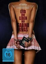 """Leid und Leben der Sabina Rivas (aka """"Sin Nombre - Life Without Hope"""") DVD"""