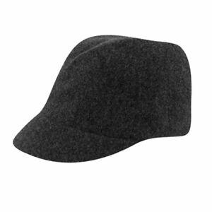 Kleidung & Accessoires Hüte & Mützen FäHig Kangol Damen Tribly Kappe 6898bc Wolle Colette Schwarzen Hut Größe M Herausragende Eigenschaften