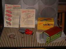 SCHUCO U.S. ZONE OF GERMANY VARIANTO-LASTO PICK-UP 3042 W/GARAGE & BOX AKA 3010G