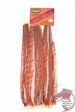 Wild Alaska Smoked Salmon Strips Retort (Shelf-stable) Pouches 12 oz Traditional