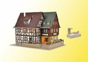 Vollmer-43694-Boutique-Inneneinrichtung-LED-Beleuchtg-H0-Bausatz-Fabrikneu