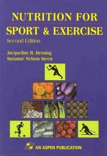 Nutrition for Sport and Exercise-ExLibrary