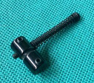 Magasiner Pour Pas Cher Jackson Guitare Basse Style Vintage Pont Original Noir String Saddle-afficher Le Titre D'origine