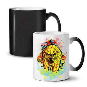 Beast Animal Tiger Wild NEW Colour Changing Tea Coffee Mug 11 oz | Wellcoda