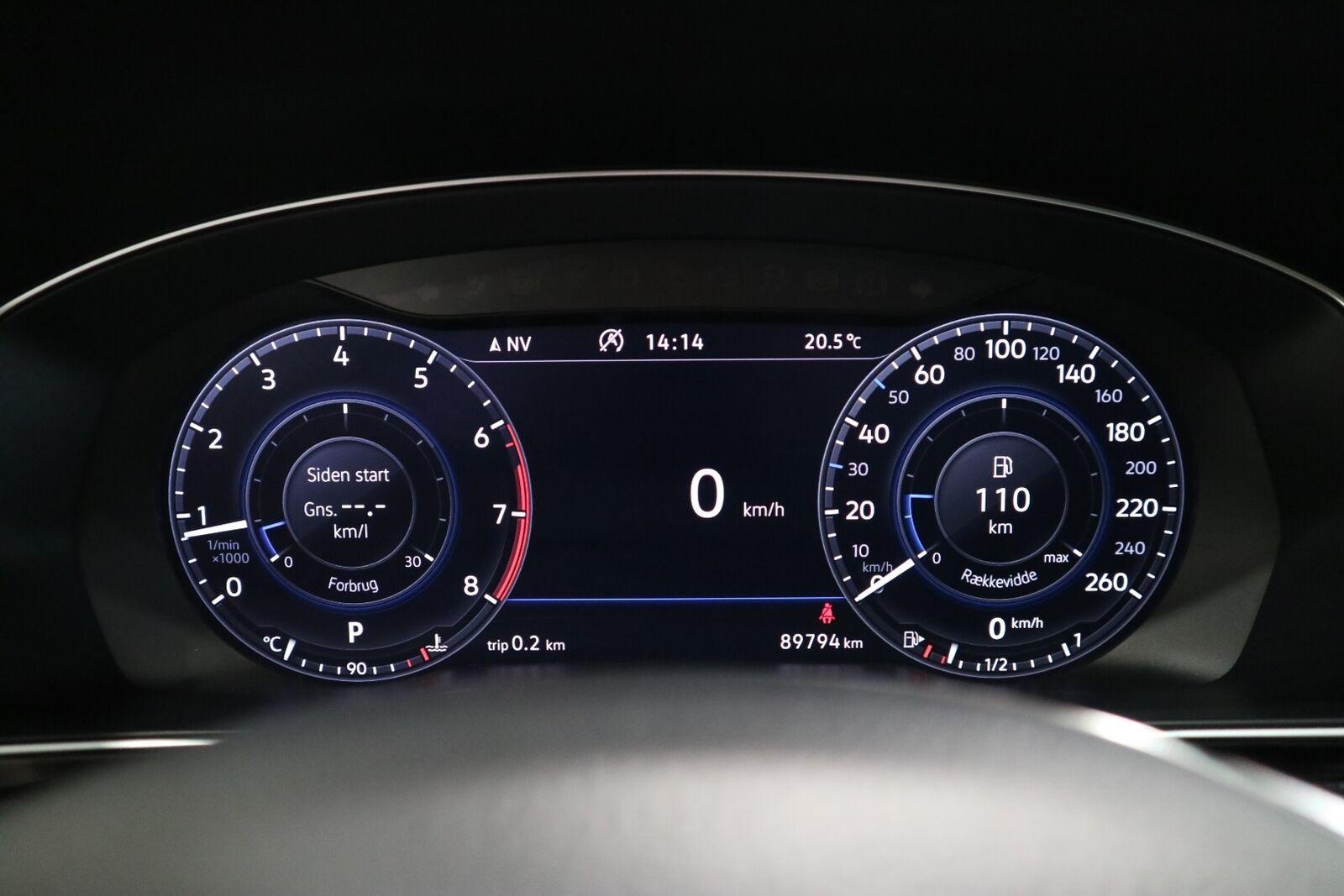 VW Passat 1,4 TSi 150 Comfortline Premium Variant DSG - billede 5