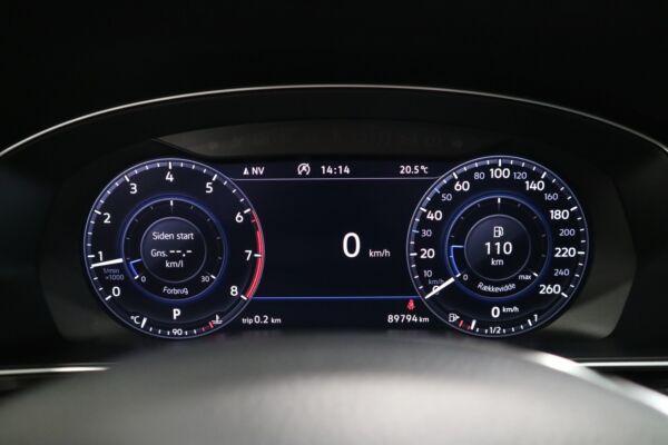 VW Passat 1,4 TSi 150 Comfortline Premium Variant DSG billede 5