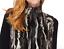 Susan-Graver-Faux-Fur-Zip-Front-Vest-Small-Black-Grey thumbnail 2