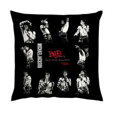 Michael Jackson Bad Tour Cushion