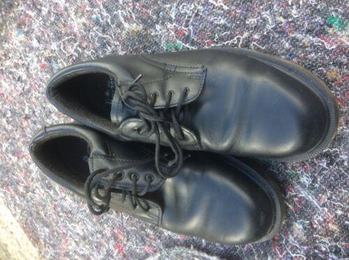 uomo Steel Work 9 Dr Shoes misura Martin Toe Cap RqqOB4n