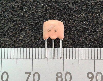 MURATA SFELA10M7JAA0-B0 3-Pin 10.7MHz 150kHz //-30kHz Filter New Quantity-10