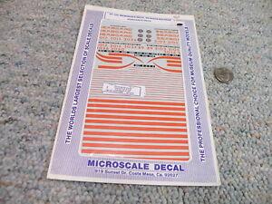 Microscale-decals-HO-87-439-Seaboard-E-units-D64