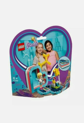 Stephanie/'s Summer Heart Box great stocking filler NEW IN BOX Lego  Friends