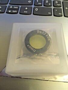 """1.25"""" Yelow Nebula Télescope Filtre Oculaire Fine Thread Télescopes En Cas-afficher Le Titre D'origine"""