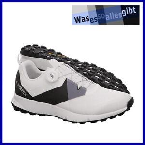 SCHNAPPCHEN-adidas-Terrex-Two-Boa-ZeroDye-weiss-schwarz-Gr-43-1-3-R-4081