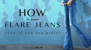 Flare Jeans for Women | eBay