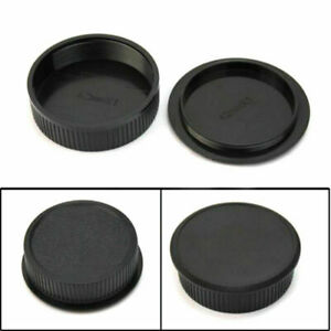 42mm-Plastic-Front-Rear-Cap-Cover-For-M42-Digital-Camera-Body-And-Lens-Sale-Z1M0
