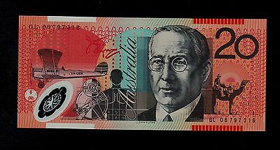 Brilliant Australia 20 Dollars Keep You Fit All The Time 2006 Gl06 Pick # 59d Unc