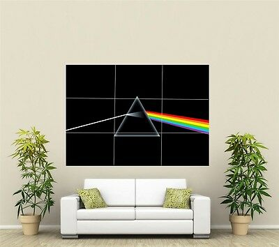 Pink Floyd Giant XL Section Wall Art Poster M101
