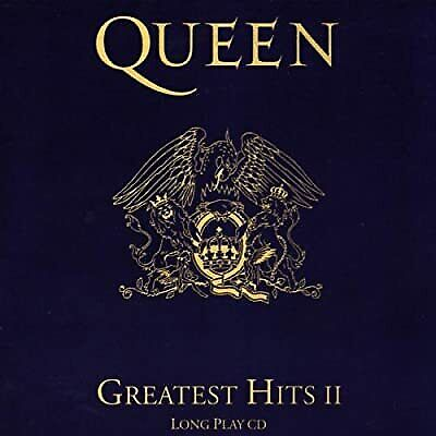 Greatest Hits II, Queen, Used; Acceptable CD