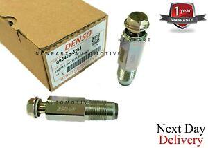 CITROEN Relay Jumper Peugeot Boxer 2.2 HDI TDCI Válvula de alivio de presión en el distribuidor de combustible