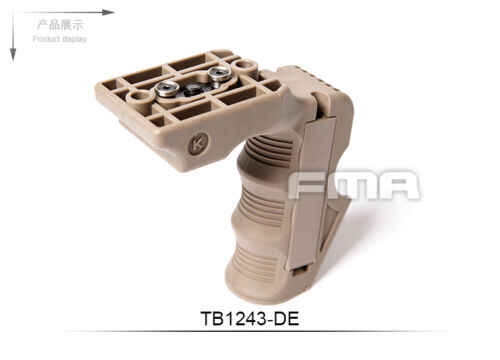 FMA MagWell And Grip For Keymod System DE TB1243-DE