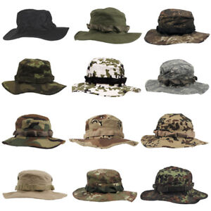 f1e61dcb11b CLASSIC US COMBAT ARMY STYLE GI BOONIE BUSH JUNGLE HAT SUN CAP ...