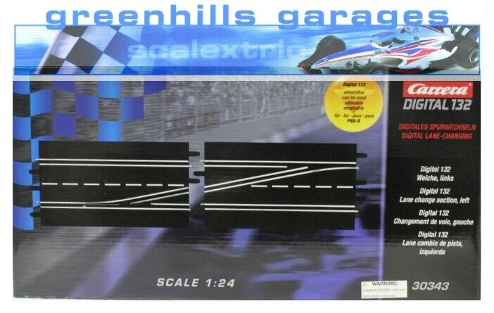 verdehills Carrera Digital 1 24   1 32 Lane Lane Lane Change Section, Left 30343 BNIB -... d01010