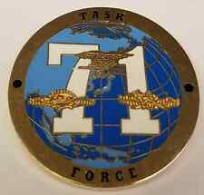 US Navy SEALs Naval Special Warfare Unite One Task Force 71 1.5""