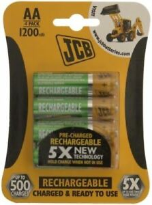 4-x-JCB-AA-1200mah-Rechargeable-Batteries-HR6-Charged-and-Ready-to-Use