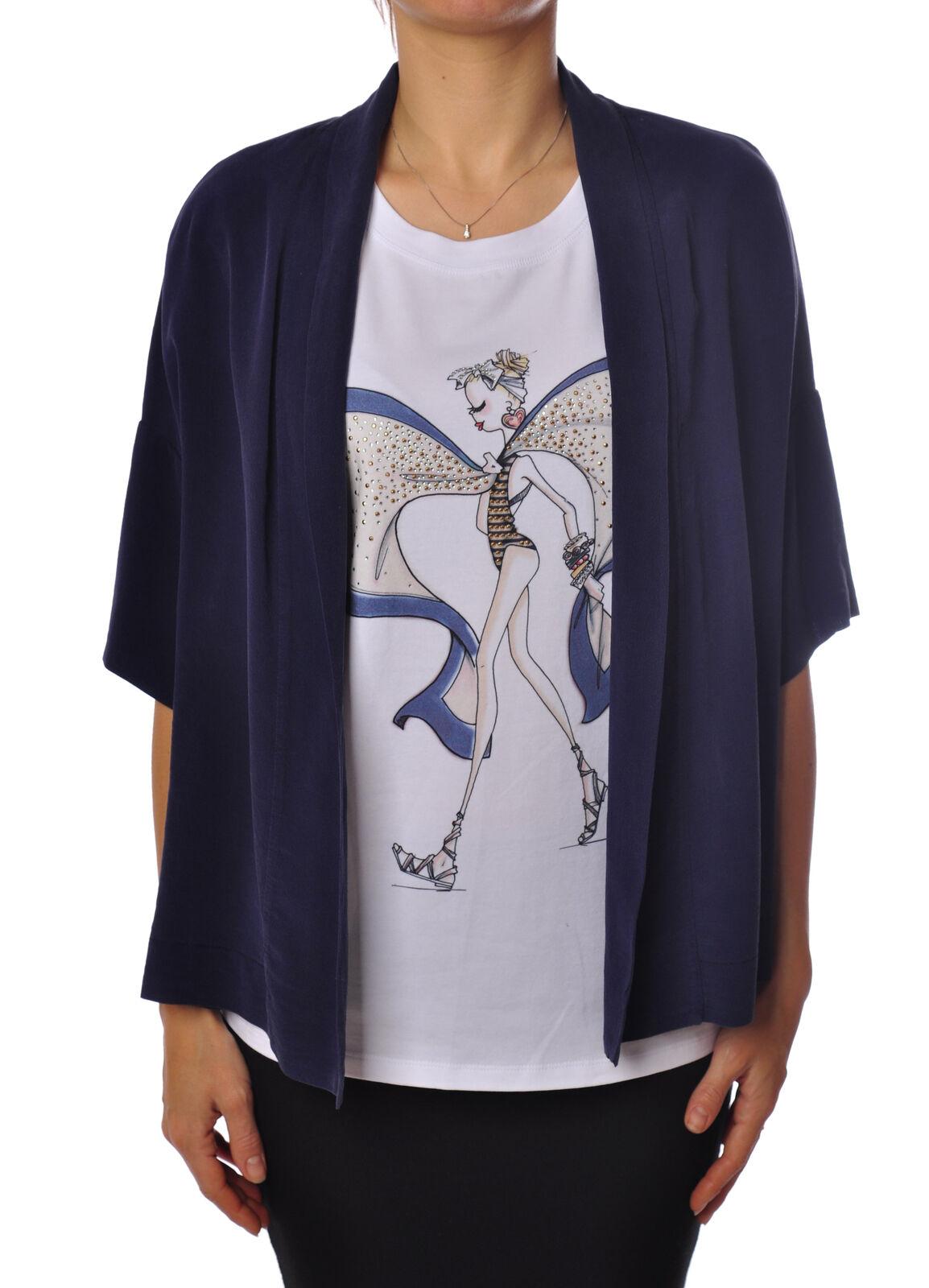 Ottod'ame  -  Blouses - Female - bluee - 2095008A184255