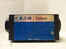 Nice Eaton Vickers Dgmpc 3 Abk Bak 41 Hydraulic Pilot Check Valve