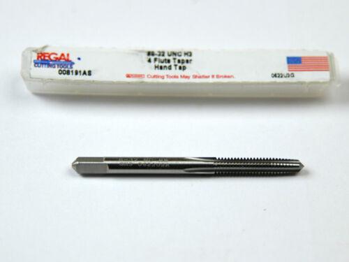 #8 X 32 UNC HSG H3 4 FLUTE TAPER TAP J-1-6-1-65