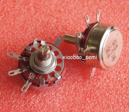 WTH118 WTH118-1A 2 W 3.3K 3K3 Linéaire Potentiomètre