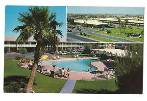 Arizona-postcard-Yuma-Hotel-Stardust-swimming-pool-multiview