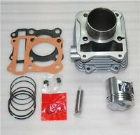 Cylinder Barrel & Piston Kit For SUZUKI GN125 DR125 GZ125 GN GZ GS 125 Cylindre