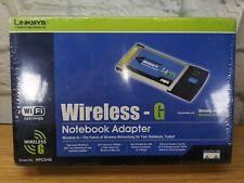 WIRELESS G NOTEBOOK ADAPTER WPC54G TREIBER WINDOWS XP