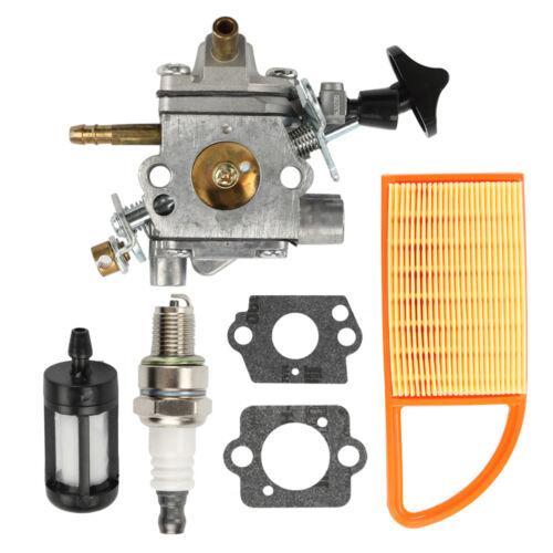 AIR FILTER CARBURETOR FOR ZAMA C1Q-S183 STIHL BR500 BR550 BR600 BACKPACK BLOWER