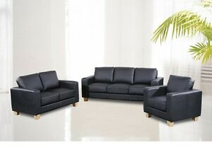 Image Is Loading Sofa In A Box Chesterfield PU Leather 3