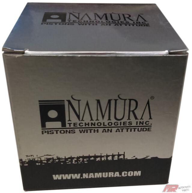 Namura Piston /& Gasket Kit 2012-16 Kawasaki Brute Force 300 Standard Bore 72.7mm