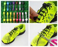 Lace Up Elastic Schnellschnuerer Triathlon Running Shoes Lock Lace Sport