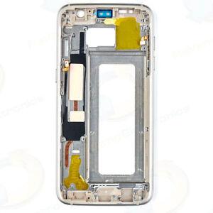 Samsung-Galaxy-S7-edge-Back-Housing-Frame-Bezel-G935A-G935T-G935V-G935P-Gold