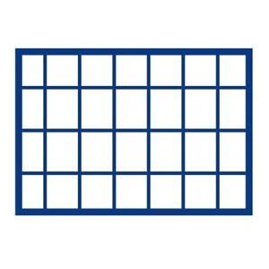 SAFE-Schublade-5904-3-fuer-28-Muenzen-bis-40-mm-Durchmesser-3-fach-hoch
