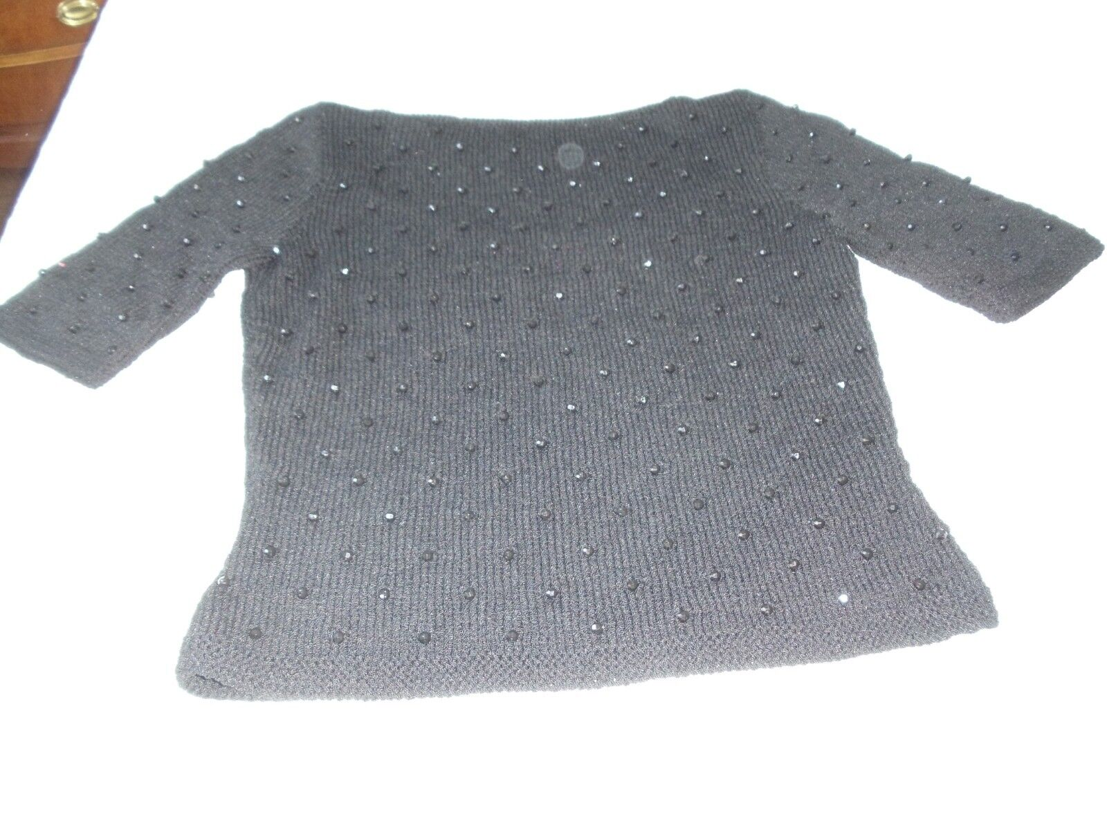 schwarz STEVEN STOLMAN Knit Top