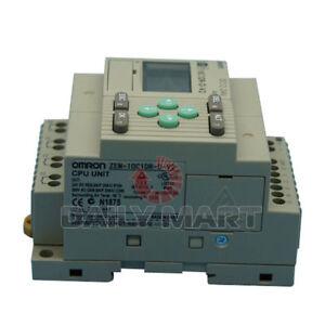 OMRON-ZEN-10C1DR-D-V2-12-24VDC-ANALOG-PROGRAMMABLE-RELAY-MODULE-NEW