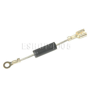 Image Is Loading 2 Pcs Microwave Oven High Voltage T3512h Diode