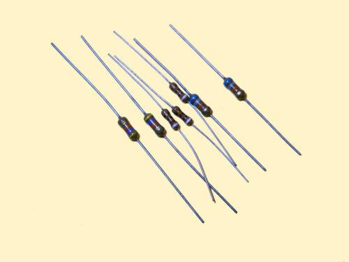 Pack of 15 910 Ohm 1//2 Watt Resistor Universal Generic